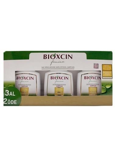 Bioxcin Bioxcin Femina 2 in 1 Şampuan Kofre Renksiz